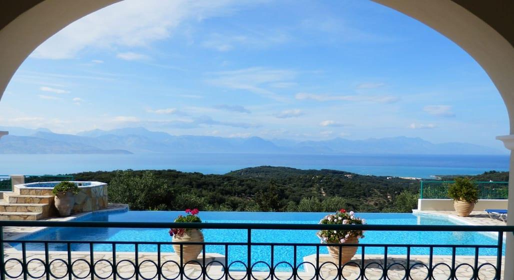 Corfu Villa Julia