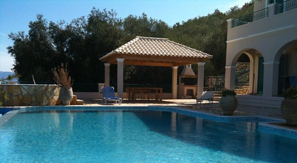 Holiday Villa Andrea Kassiopi Corfu