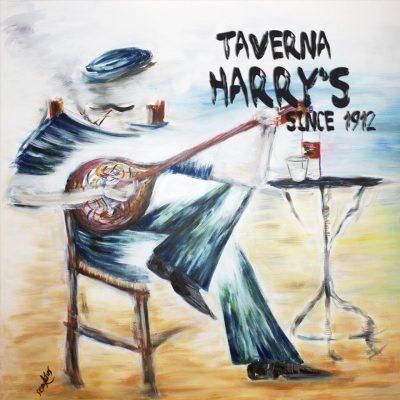 harry taverna